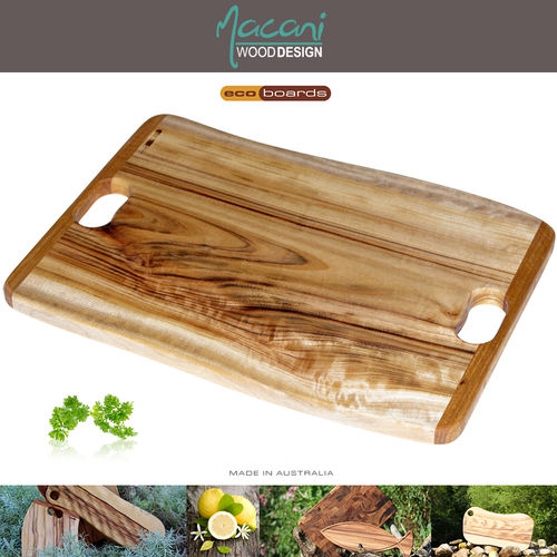 Macani Wood Ecoboards - Chopping Board - 50 x 40 cm