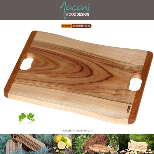 Macani Wood Ecoboards - Chopping board - 38 x 27 cm