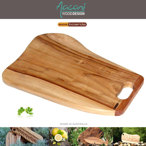 Macani Wood Ecoboards - Chopping Board - 48 x 30 cm