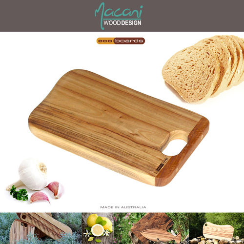 Macani Wood Ecoboards - Chopping Board - 30 x 20 cm