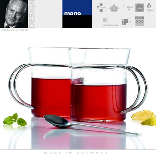 mono - filio tea cups