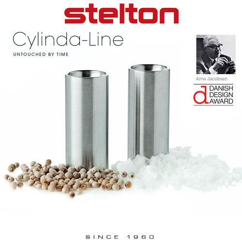Stelton - Salt and Pepper Shaker