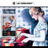 Le Creuset - Tin Ad Sign Metal
