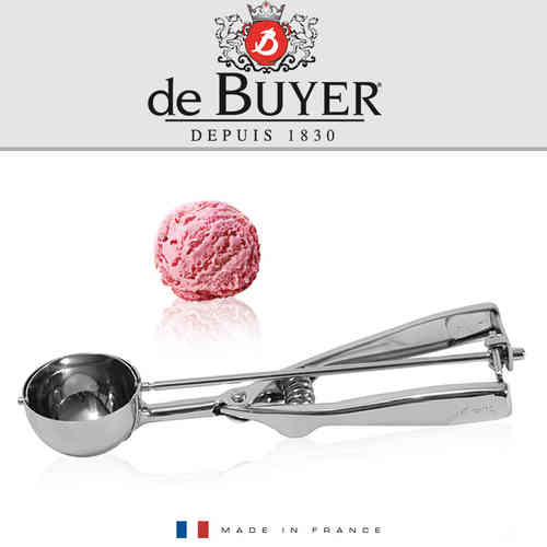 de Buyer - Ice-cream scoop - Stainless steel