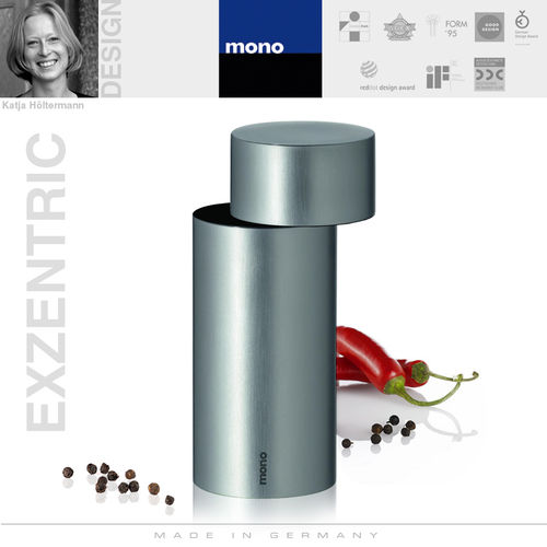 mono - Exzentrik pepper / salt mill