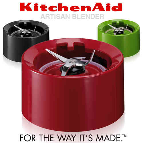 KitchenAid - Artisan Blender Messer + Glasaufnahme