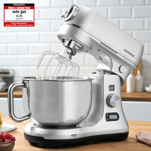 Gastroback - Design Stand Mixer Advanced Digital