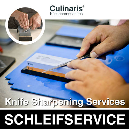 Culinaris - Knife Sharpening Services
