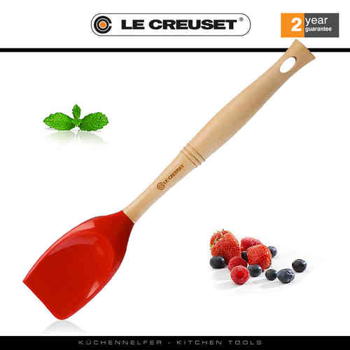 Le Creuset - Wooden Spoon - Premium Edition - Red