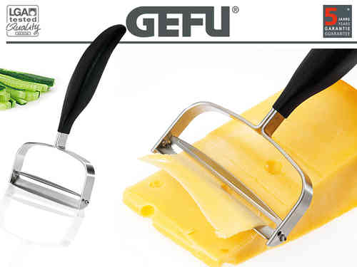 Gefu - Vegetables & Cheese Peeler VERDURA