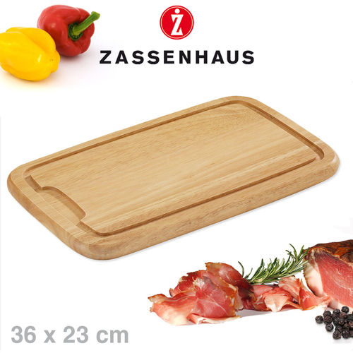 Zassenhaus - Carving board 36x23 cm