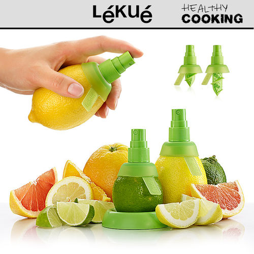 Lekue - Citrus sprayer - Set of 2