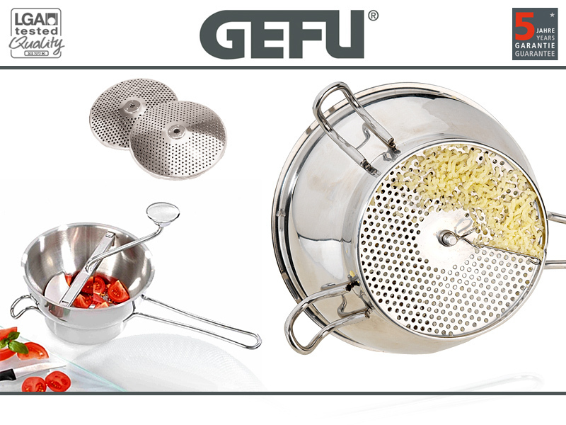 Gefu - Food mill Original FLOTTE LOTTE