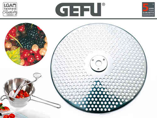 Gefu - Food disc 1mm Original FLOTTE LOTTE