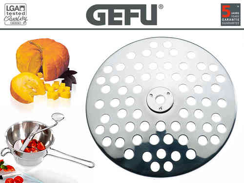Gefu - Food disc 8mm Original FLOTTE LOTTE