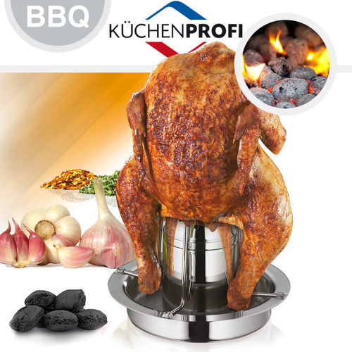Küchenprofi - Chicken Griller BBQ Advantage