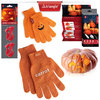 Triangle - Pumpkin carving set 3 & 2-pieces + Scruba