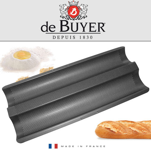 de Buyer - Baguette-Backblech