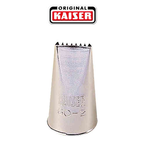 Kaiser - Star ribbon nozzle 16 mm