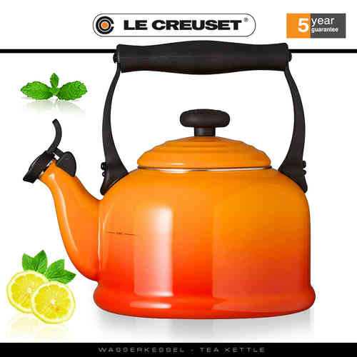 Le Creuset - Teakettle Tradition 2,1 l Flame