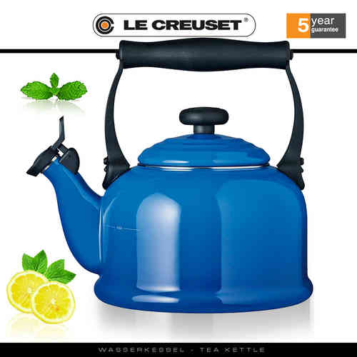 Le Creuset - Wasserkessel Tradition 2,1 l Marseille