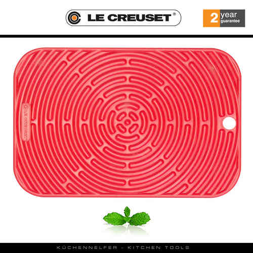 Le Creuset - Multimat, Rectangular Classic - Red