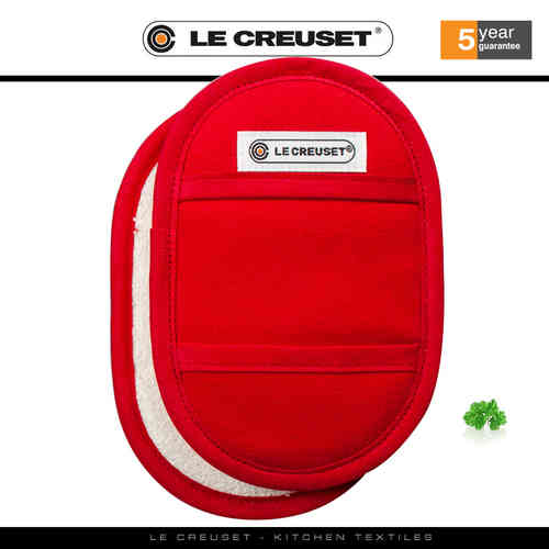 Le Creuset - Fingertip Potholders Set of 2 -  Red