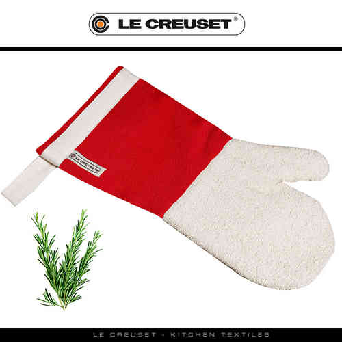 Le Creuset - Oven Mitt - Red