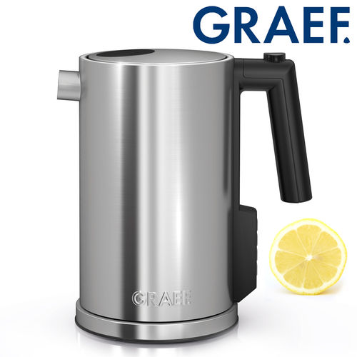 Graef - Stainless Steel Electric Kettle WK 900