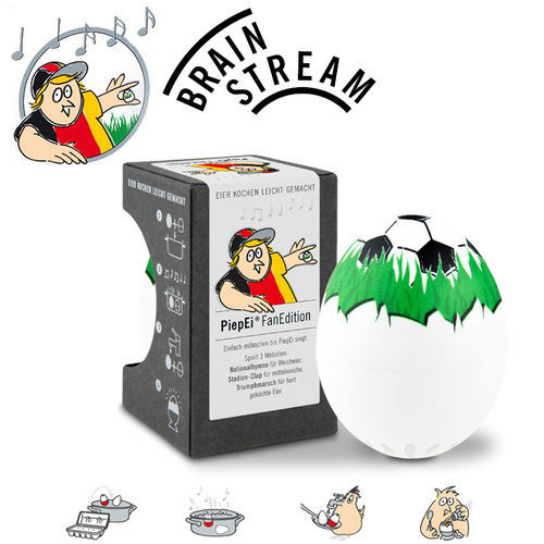 Brainstream - Beep Egg FanEdition