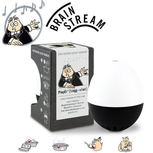 Brainstream - Beep Egg Blegg+Wheit