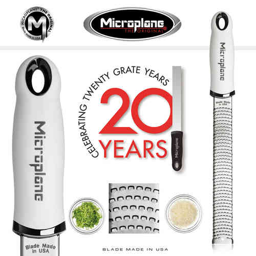 Microplane - Zester-Grater - white