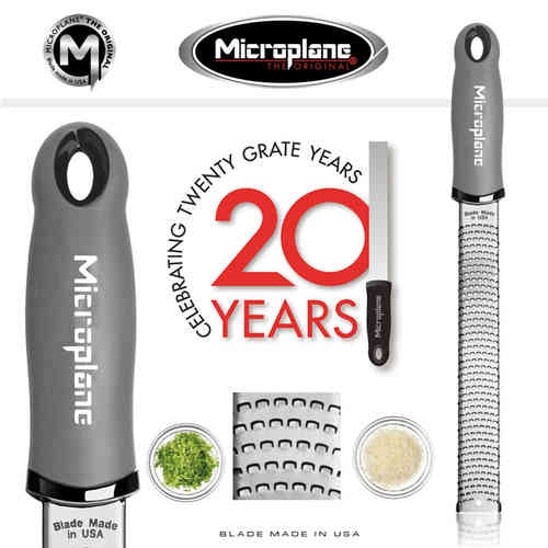 Microplane - Zester-Grater - grey