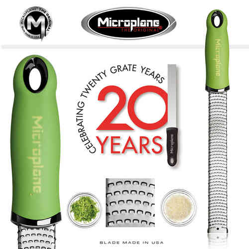 Microplane - Zester-Grater - green