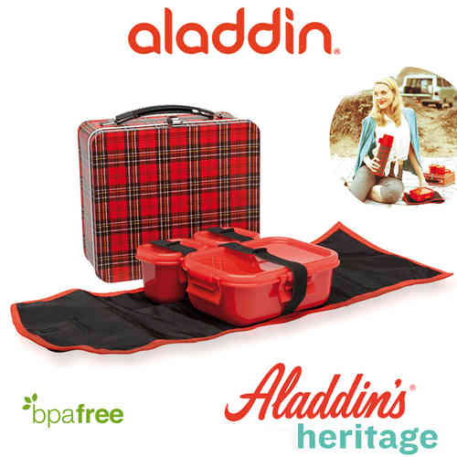 aladdin - Heritage Lunch Kit - 1950