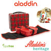aladdin - Plaid Heritage Lunch Box