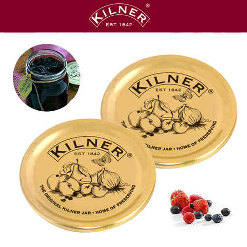 Kilner - Screw tops 12 pack