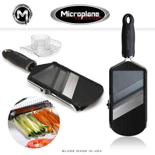 Microplane - Adjustable Slicer with Julienne Blade