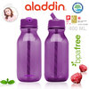 aladdin - FLIP & SIP Kids Water Bottle 0,4 L Purple