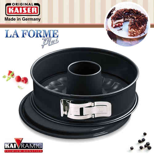 Kaiser - La Forme plus - Springform pan with funnel base 26 cm