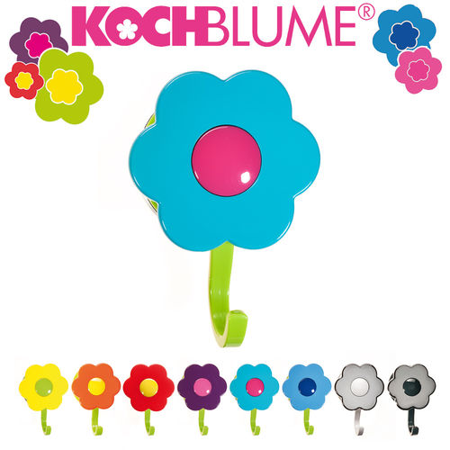 Kochblume - Hook Flower in 2 Sizes