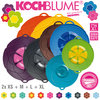 Kochblume - Set of 8 Spill Stopper - 2x XS + M + L + XL