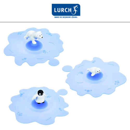 Lurch - Glass Lid Arctic