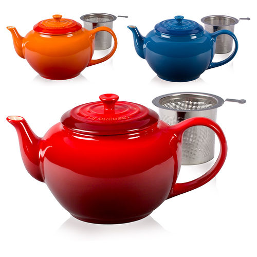 Le Creuset - Classical Teapot 1,3 L with infuser