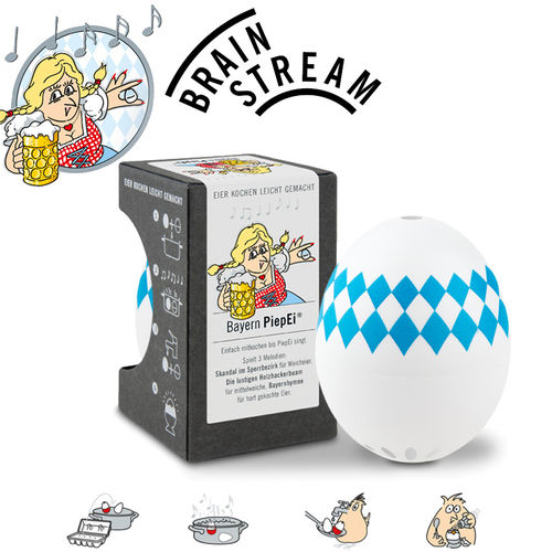 Brainstream - Beep Egg Bavaria