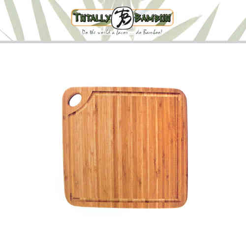 Totally Bamboo - Square Utility Board GreenLite with sap groove