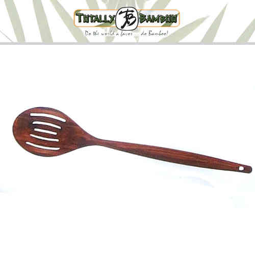 Totally Bamboo - Spoon Coffee perforated 35 cm