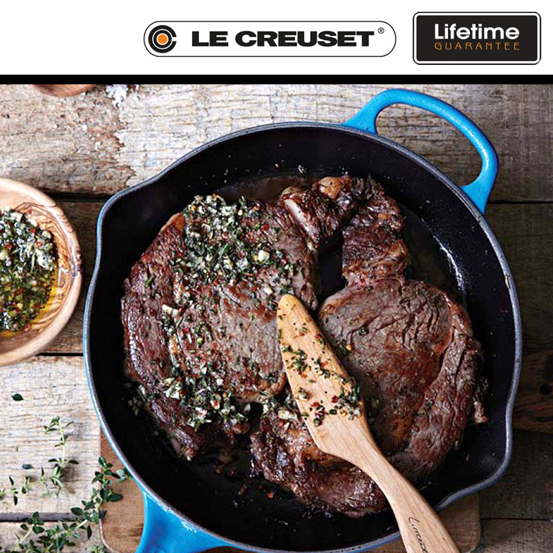 Le Creuset Iron Handle Skillet 16 Cm Cookfunky
