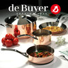 de Buyer - Kupfer Kochgeschirr Set - Prima Matera