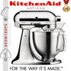 KitchenAid - Artisan Stand Mixer 5KSM185PS - Chrome